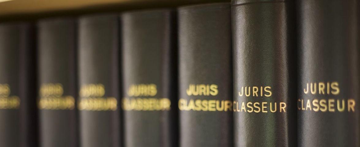 Classeurs de Juris Prudence, Filor Avocats
