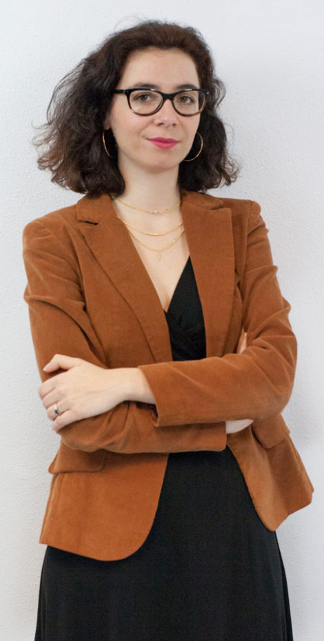Aurélie FORBIN du cabinet Filor avocats